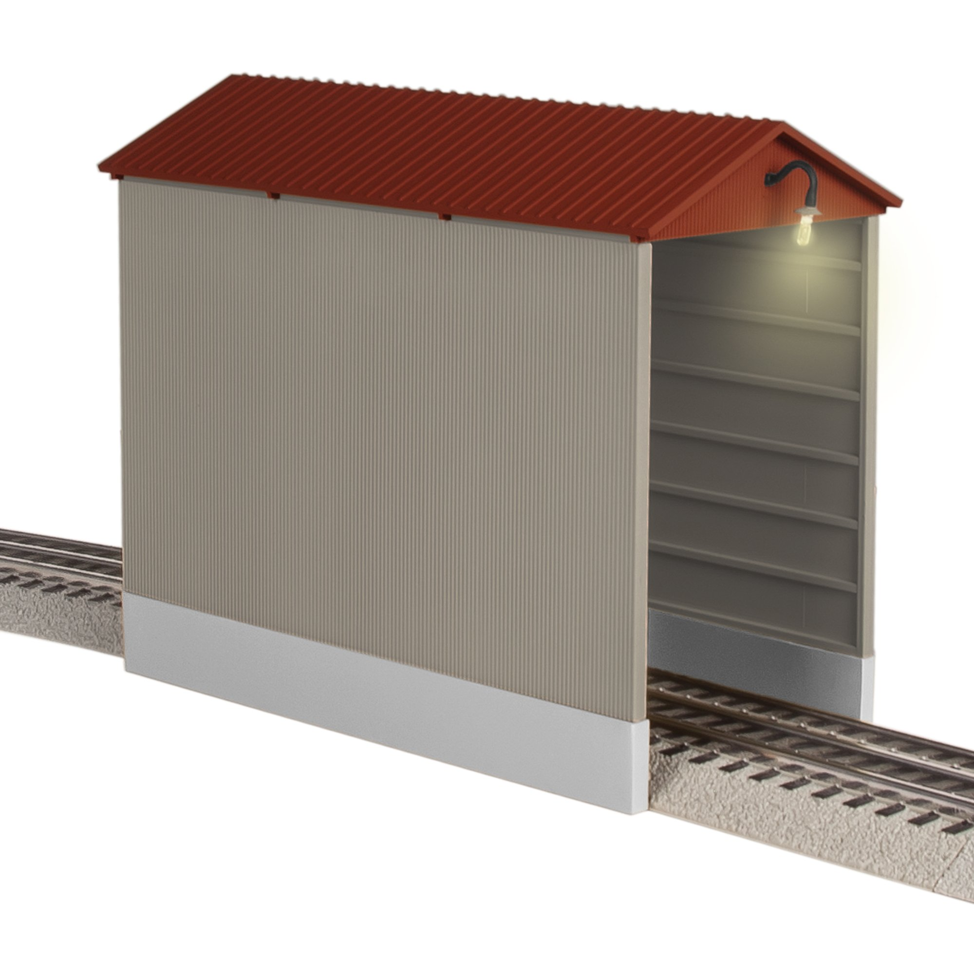 Lionel Illuminated Hopper Shed by Lionel (Image #1)