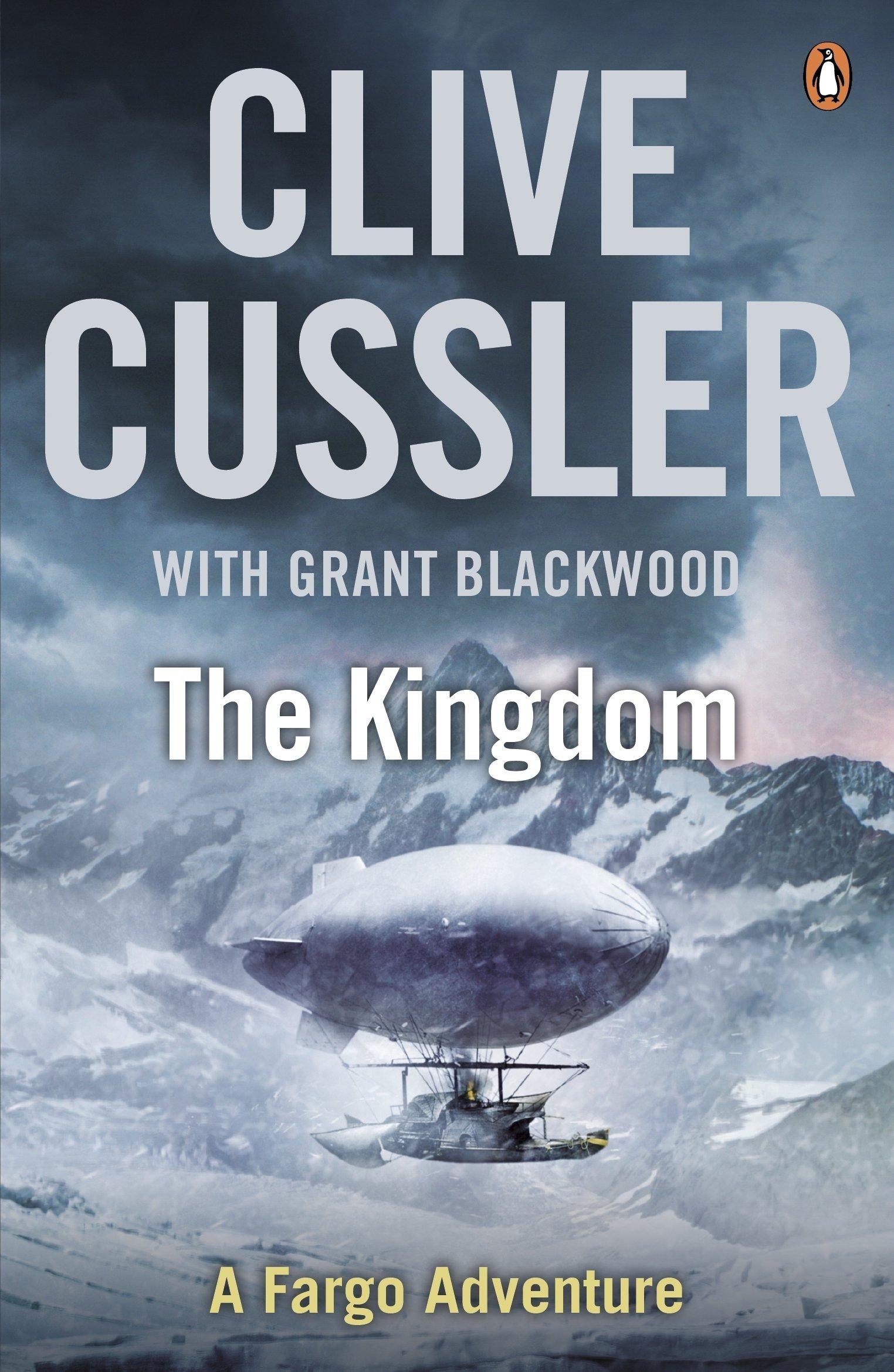 Follow the Authors. Clive Cussler