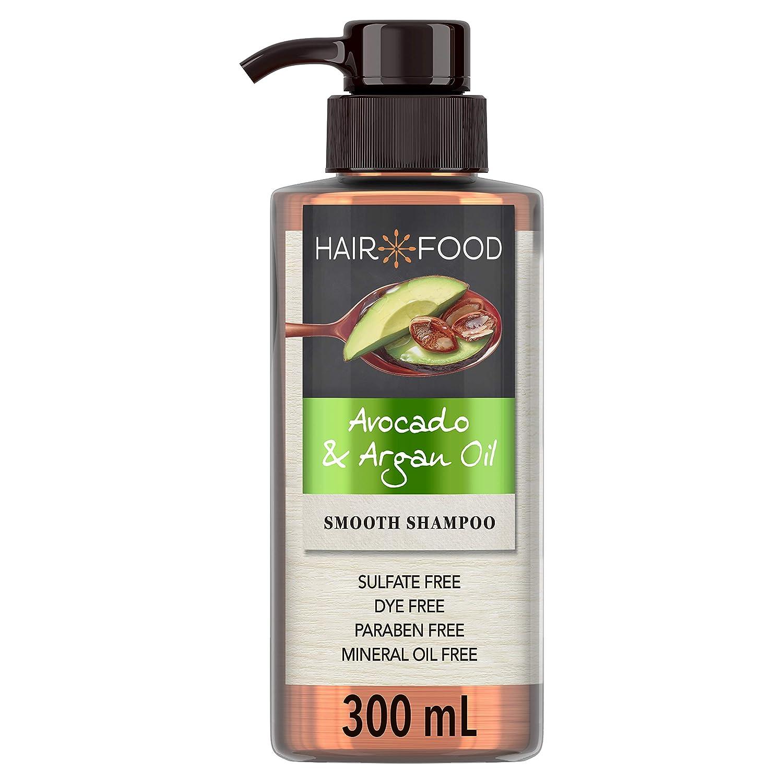 Hair Food Shampoo, Avocado & Argan Oil, 10.1 Ounce