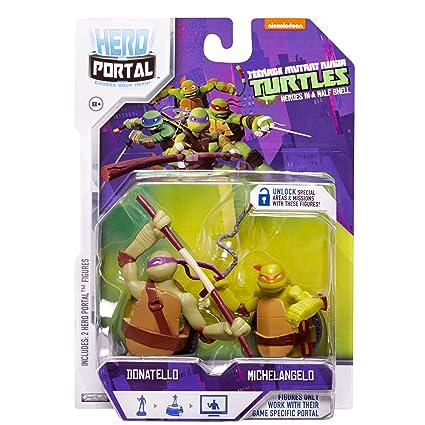 Amazon.com: teenage mutant ninja turtles, Hero Portal ...