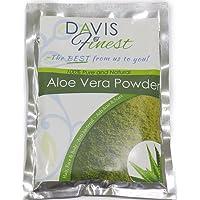 Davis Finest Premium Aloe Vera Leaf Powder (100g)