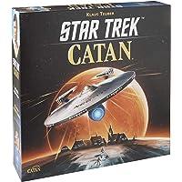 Mayfair Games Star Trek Catan