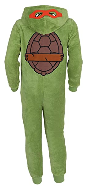 Pijama de una Prenda Tortuga Ninja 3-4 Años 104 cm: Amazon ...
