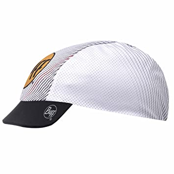 Original Buff Gorra Pro Buff CIRON Blanco, Unisex, Adulto: Amazon.es: Zapatos y complementos