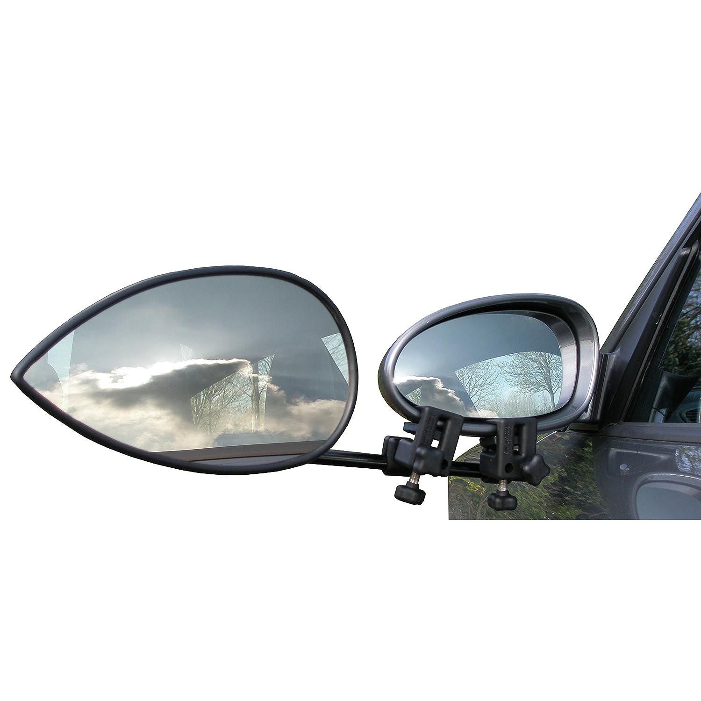 Single Dometic DM-1912 Milenco Grand Aero3 Towing Mirror