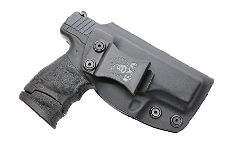 CYA Supply Co  IWB Holster Fits: Walther PPS M2-9mm - Veteran Owned Company  - Made in USA - Inside Waistband Concealed Carry Holster