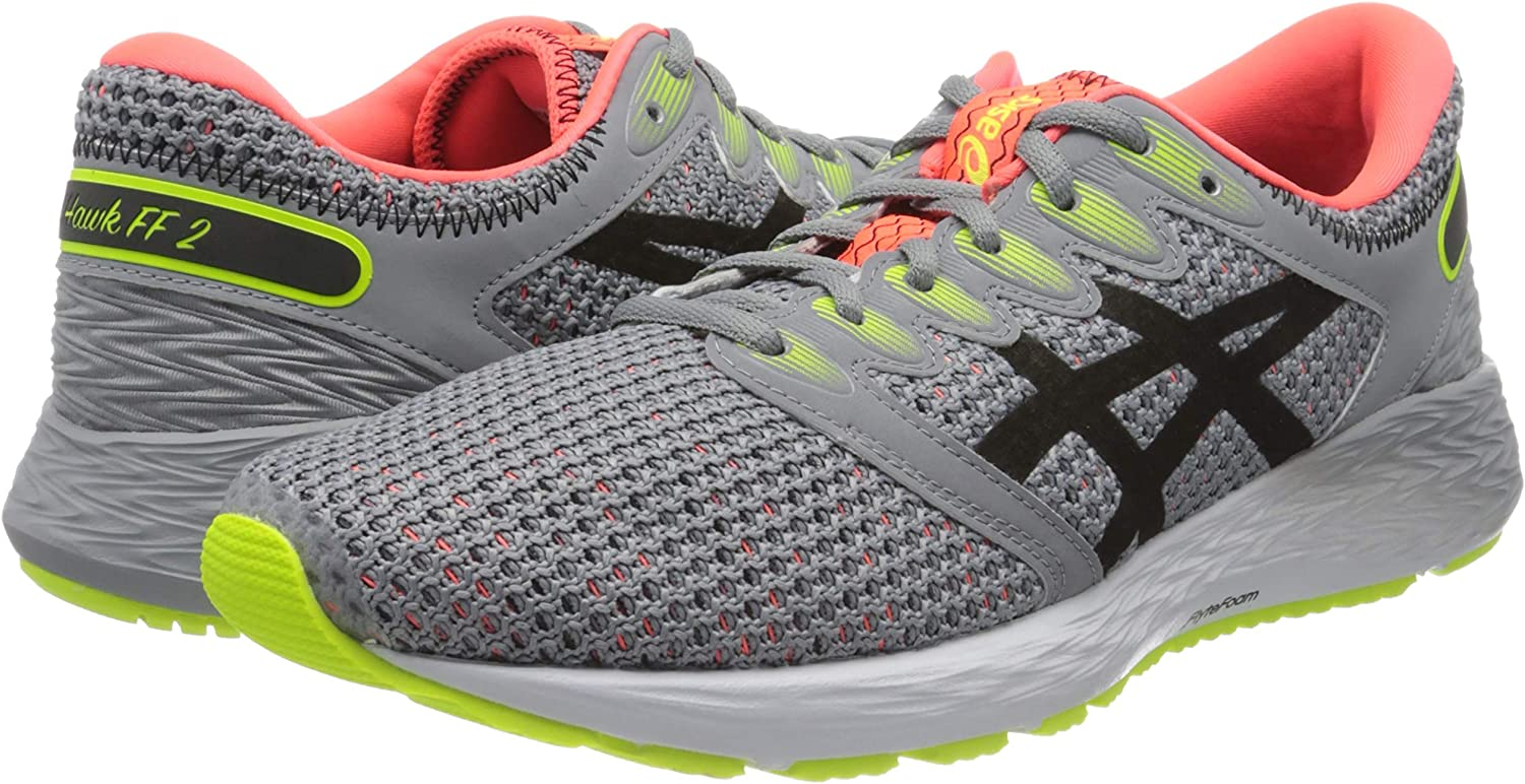 ASICS Roadhawk Ff2 MX, Running Shoe para Hombre: Amazon.es: Zapatos y complementos