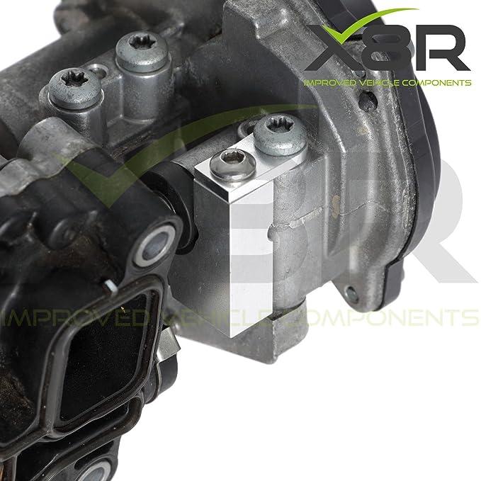 Volkswagen 2.0 Tdi y colector de admisión P2015 error solapa actuador Motor Soporte de reparación Parte: x8r0134: Amazon.es: Coche y moto