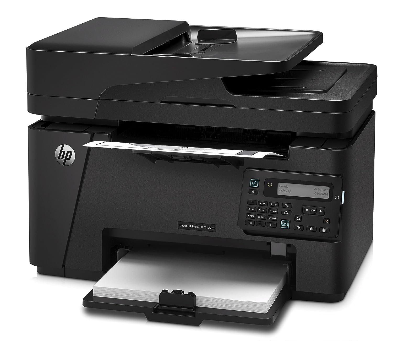 HP Laserjet Pro M127fn - Impresora multifunción (Laser, Mono, Mono ...