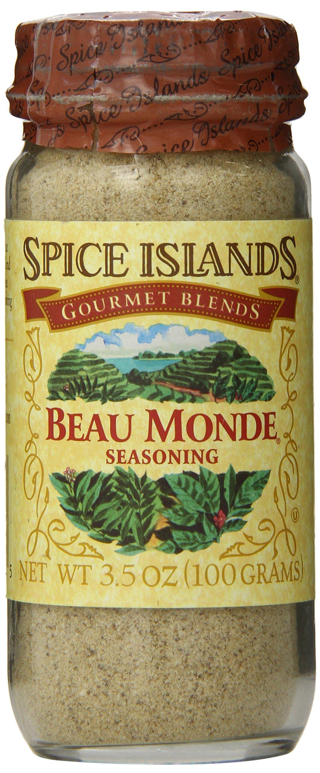Spice Island Beau Monde Seasoning, 3.5 oz 81DSd6VmScL