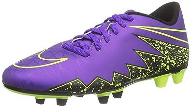 best sneakers 33c21 902fc Nike Hypervenom Phade II FG, Chaussures de Football Homme - Violet -  Violett (Hyper