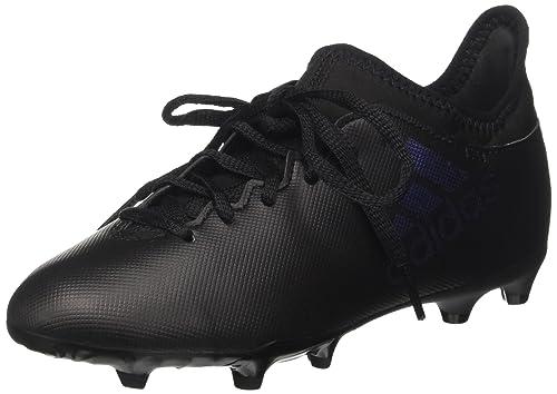 finest selection 39d01 1001f adidas X 73 Fg J Scarpe da Calcio Unisex-Bambini, Nero Core Utility Black