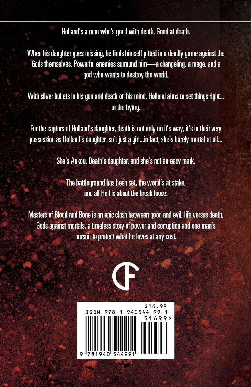 Masters Of Blood And Bone: Craig Saunders: 9781940544991: Amazon: Books