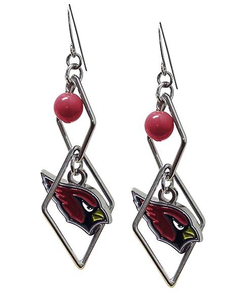 89fb2286 NFL Triangle Logo Dangler Earrings