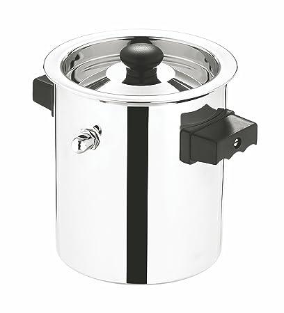 Buy Meet Stainless Steel Milk Cooker/Boiler, 2 litres Online at Low ...