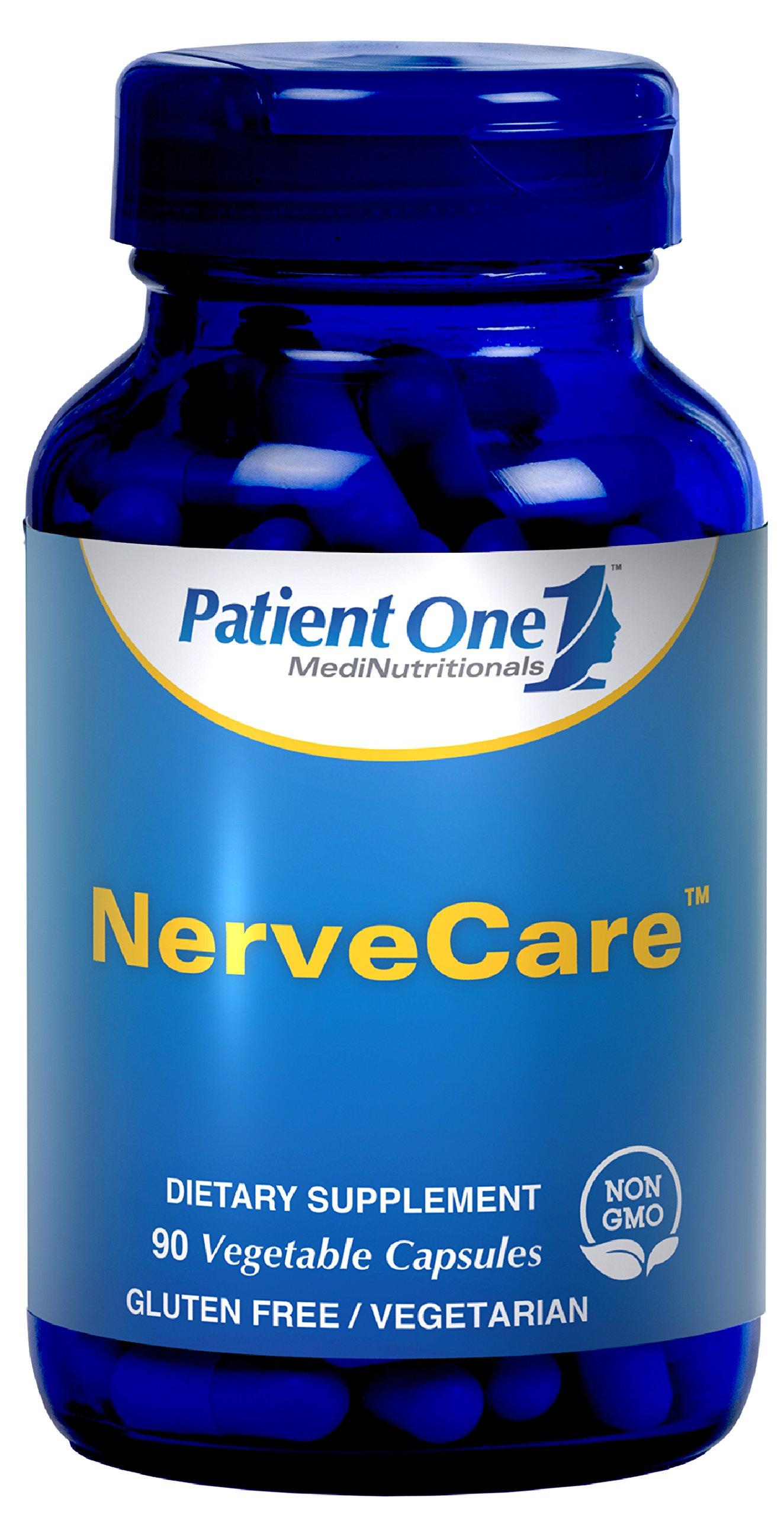 Patient One NerveCare™ - 90 Vegetable Capsules