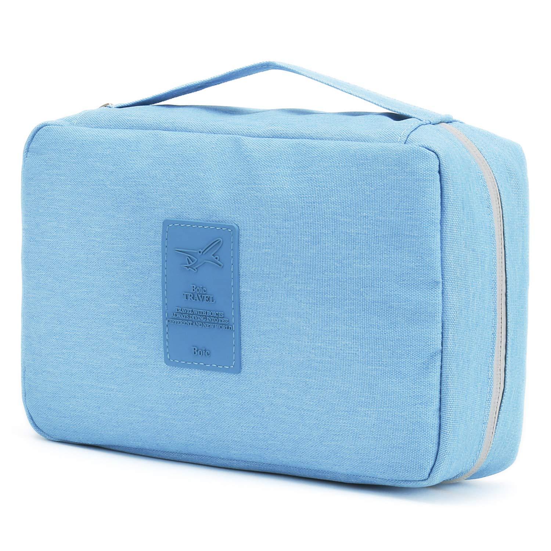 Folding Large Capacity Travel Storage Bag Handheld Waterproof Makeup Toiletry GA