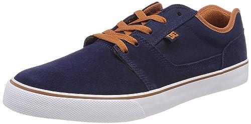 DC Shoes Tonik, Zapatillas para Hombre, Azul (Navy/Bright Blue NVB), 42 EU