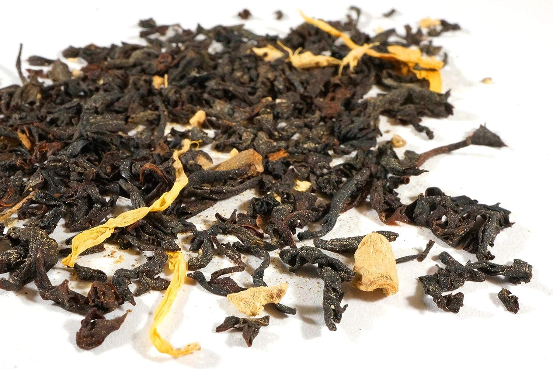 Vanilla Chai Tea Sampler. Gourmet Loose Leaf Chai Tea Sampler Makes 3 Servings. Beantown Tea & Spices Brand. (Vanilla Chai)