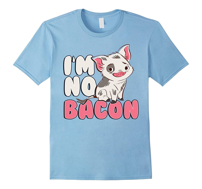 Disney Pixar Moana Pua Im No Bacon Graphic T-Shirt-PL