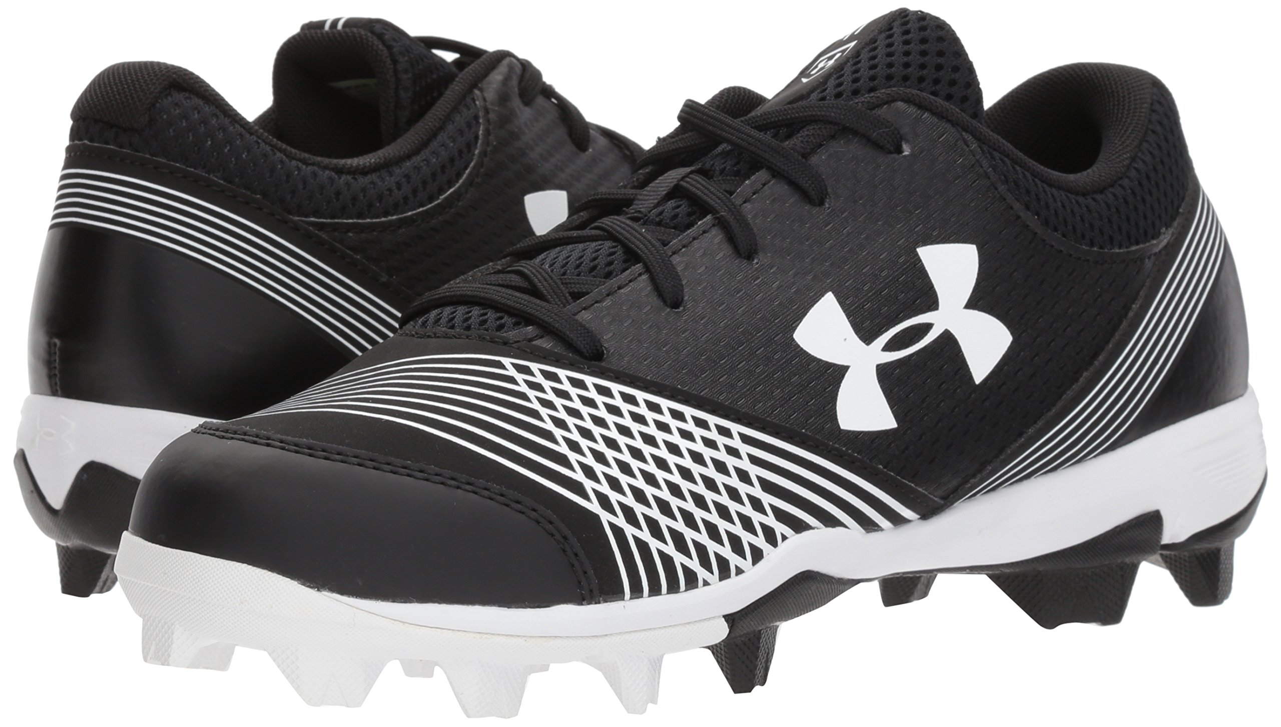 Under Armour Women's Glyde RM Softball Shoe 011/Black, 7 by Under Armour (Image #6)