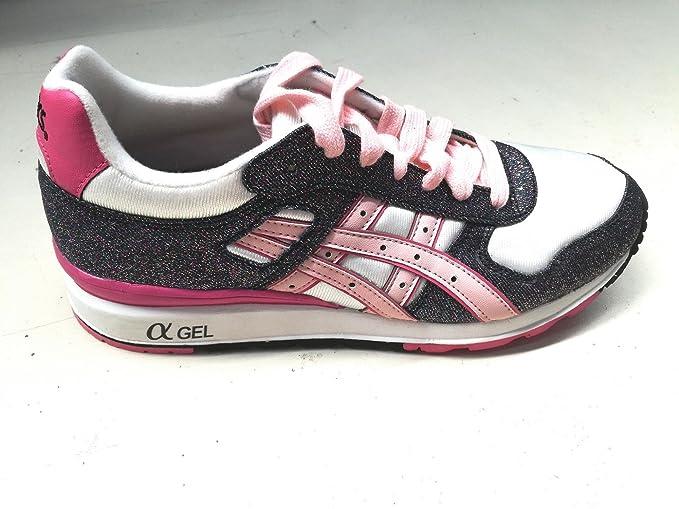 Asics scarpe Donna GT II S465N White Pink AI16