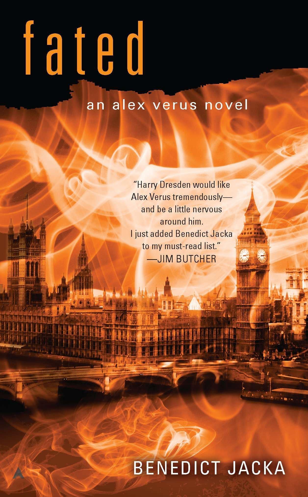 Fated (An Alex Verus Novel, Band 1)