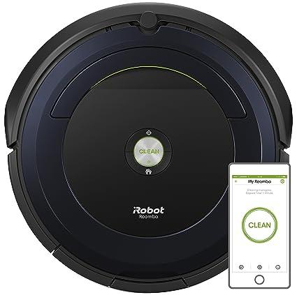 iRobot Roomba 695 Aspiradora, Negro