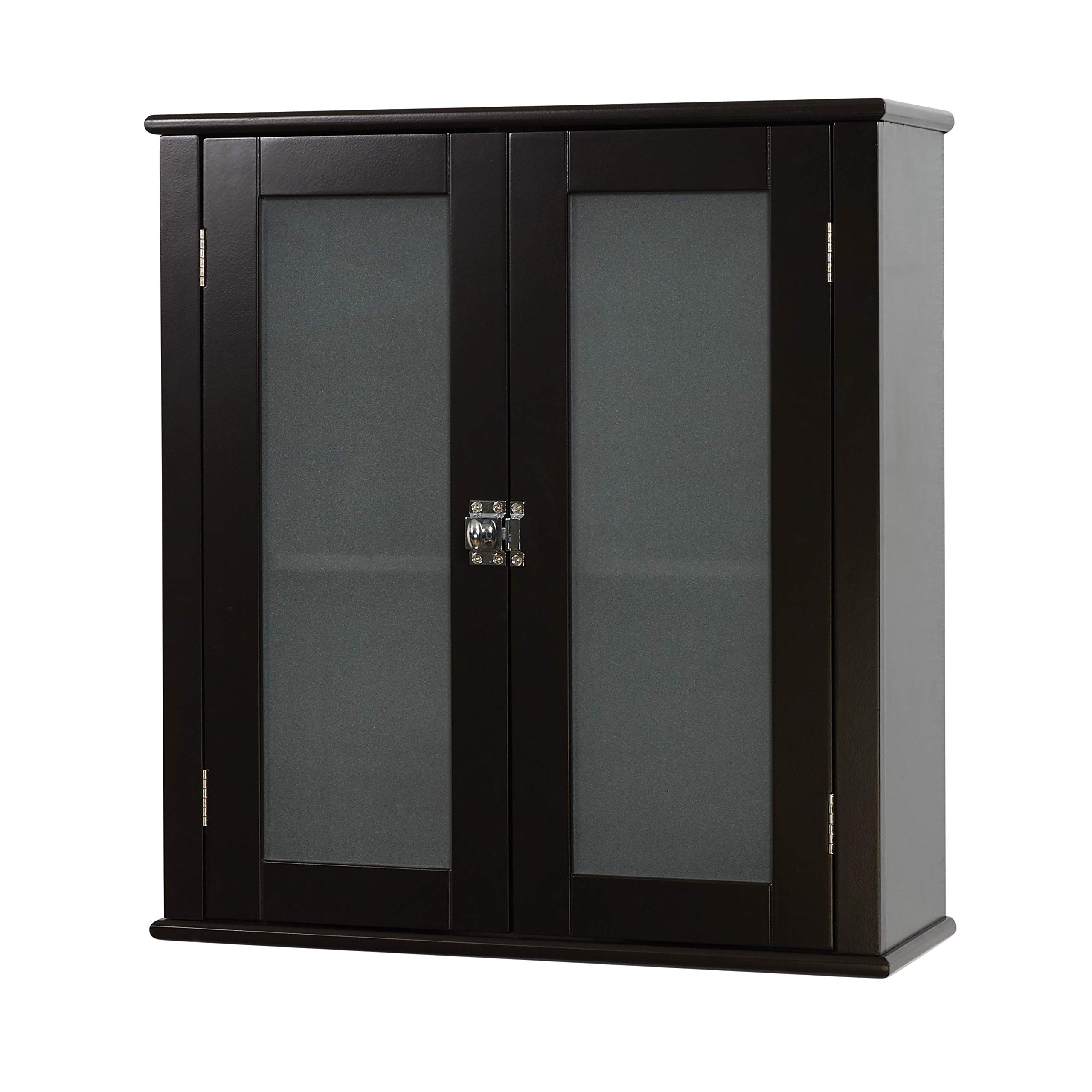 Zenna Home Classic Wall Cabinet, Espresso by Zenna Home (Image #1)