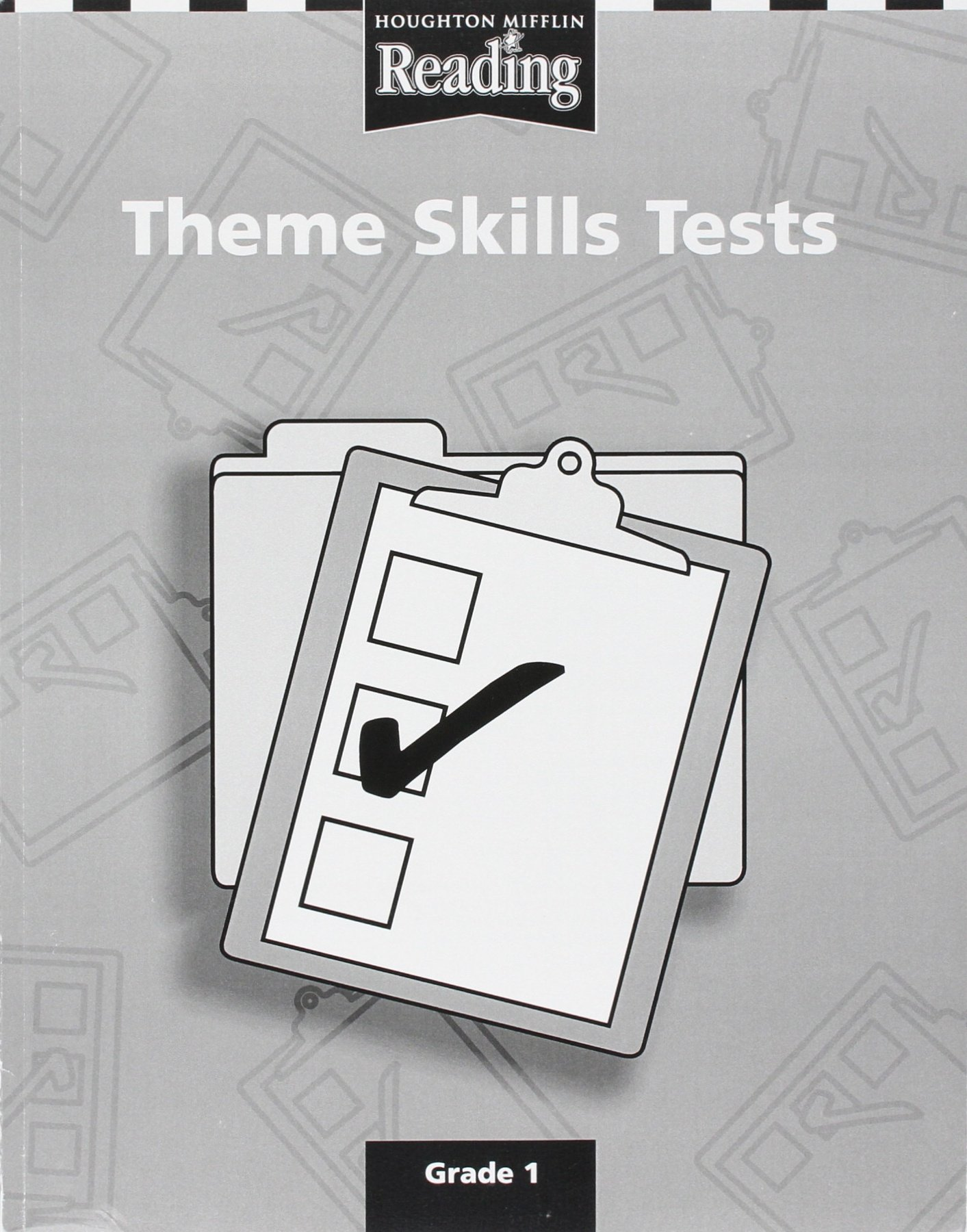 Read Online Houghton Mifflin Reading: Theme Skills Tests Level 1 pdf