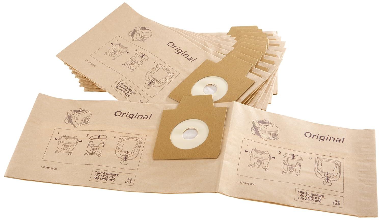 Bag, HEPA, Paper, PK10
