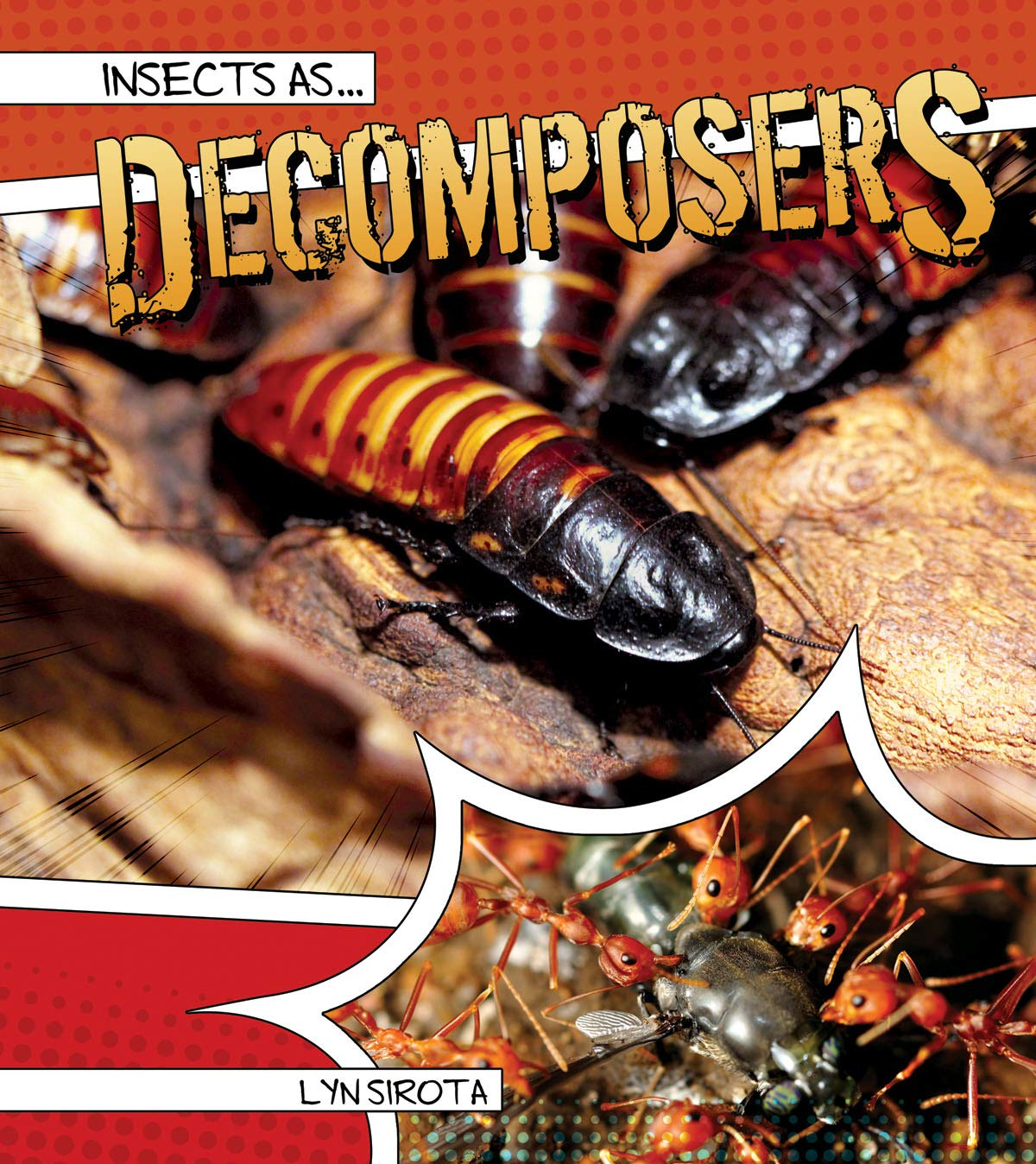 Download Insects as Decomposers pdf epub