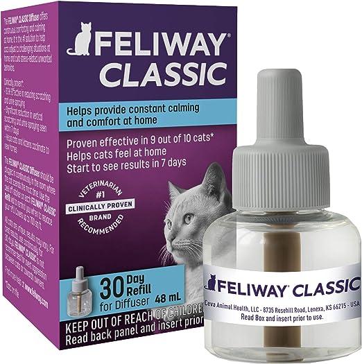 FELIWAY Classic Calming Diffuser Refill