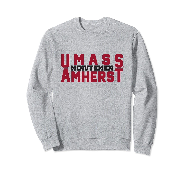 Massachusetts Minutemen UMass Amherst NCAA Sweatshirt CQ4FN0-alottee gift
