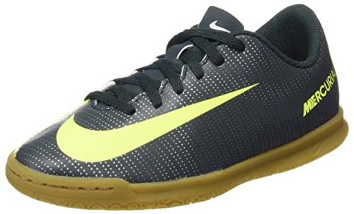 Nike 852495-376, Botas de fútbol para Niños, Verde (Seaweed/Volt