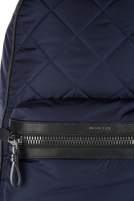 83d44fb41fda4 Moncler Nylon Rucksack Herren Tasche Laptop Schulrucksack george blu   Amazon.de  Schuhe   Handtaschen