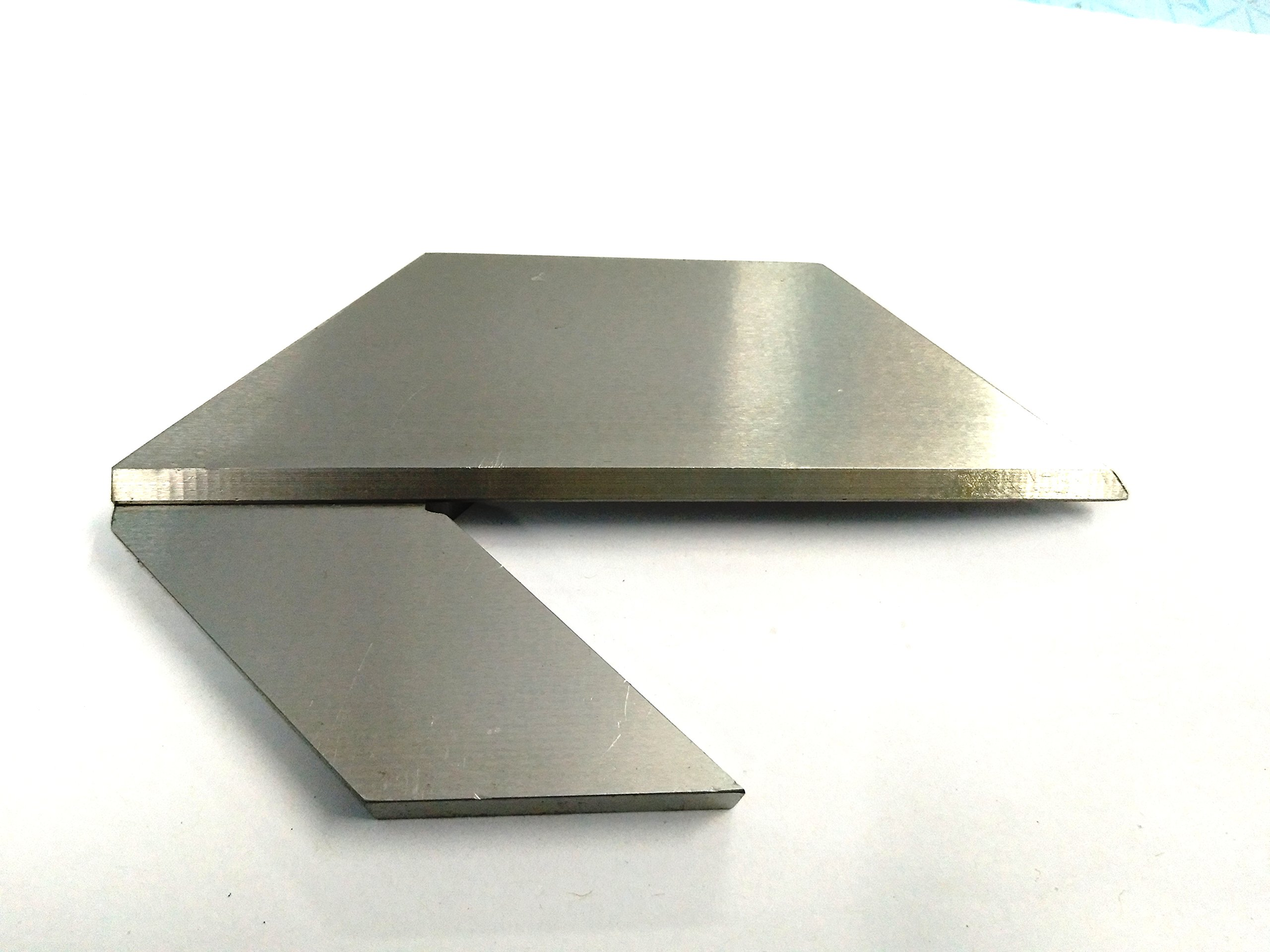 Tool Steel Centre (Square) Finder 3'' (75 mm) Capacity- Hardened & Ground Blade