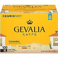 Deals on Gevalia Colombian Medium Roast Coffee Keurig K Cup Pods 100 Ct
