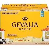 Gevalia Colombian Medium Roast Coffee Keurig K Cup Pods (100 Count)