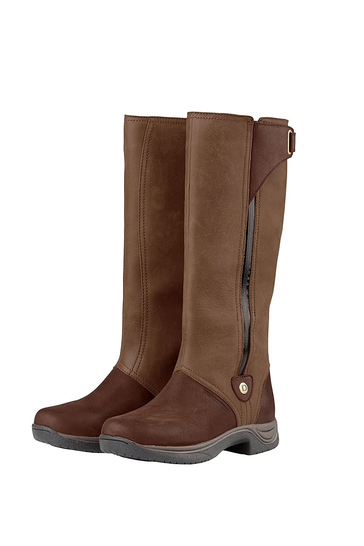 Drifted Brown 9.5 Drifted Brown 9.5 Dublin Ladies Wye Boots