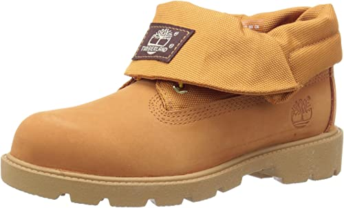 Timberland Roll Top, Bottes Track Mixte Enfant: