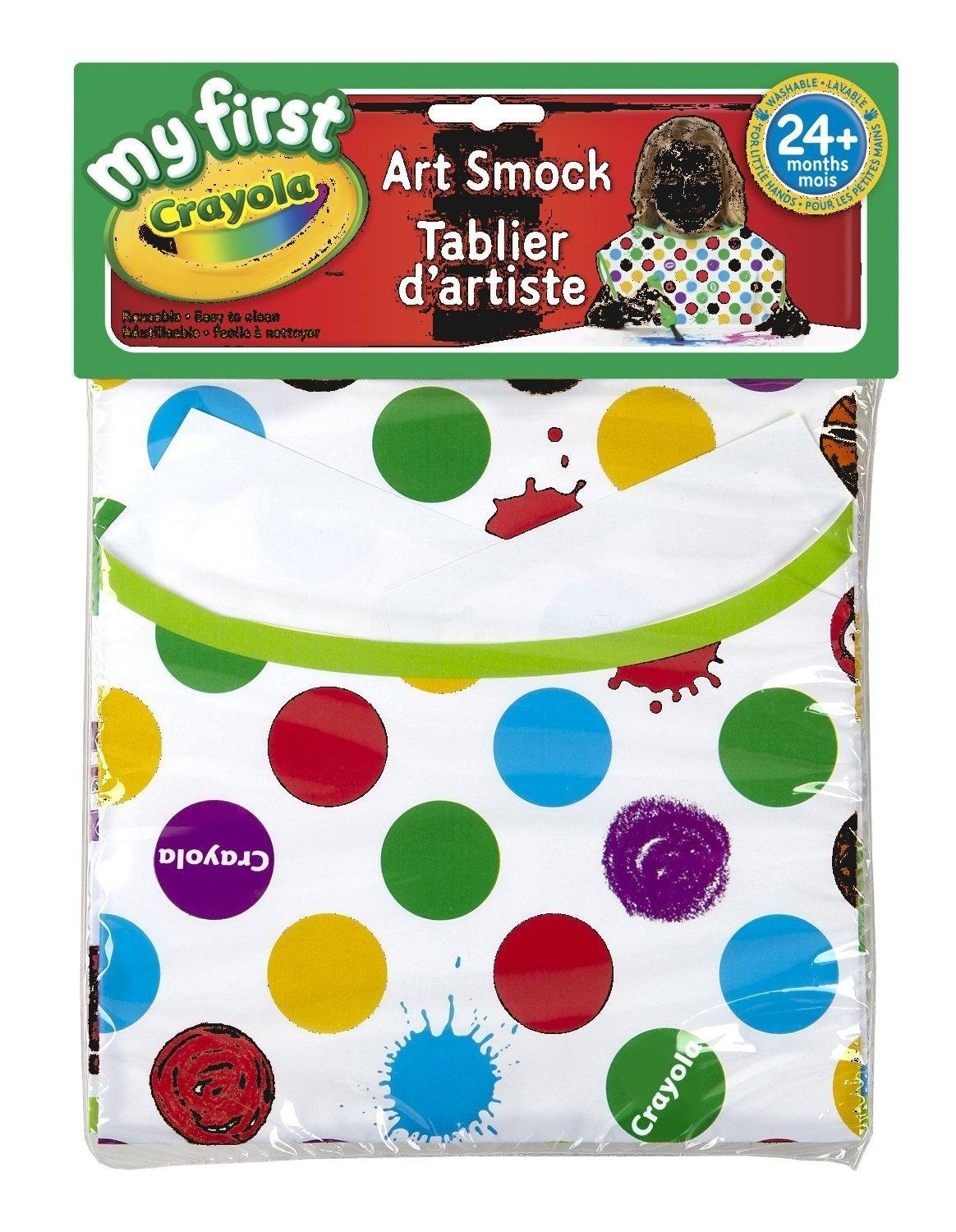 Crayola Art Smock- (2 Pack) Binney & Smith 69-0141