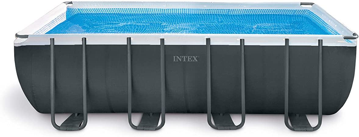 Amazon.com: Intex - Juego de piscina rectangular ultra XTR ...