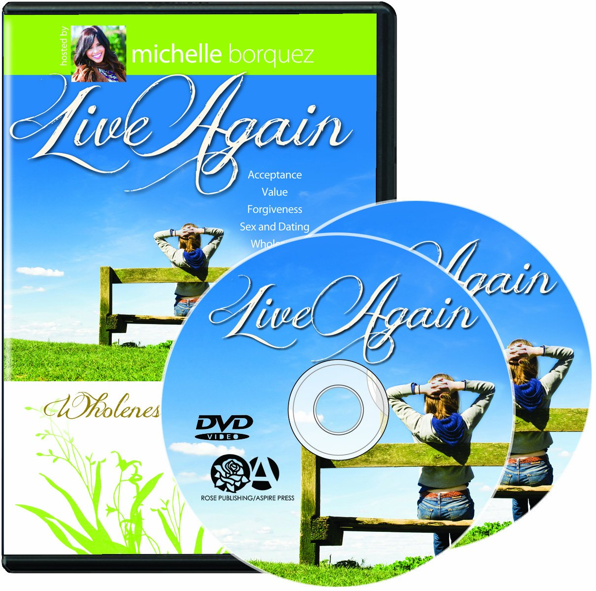 Live Again Wholeness After Divorce Dvd Home Version Michelle Borquez 9781596367456 Amazon Com Books She lived with her family in maia near porto but died at her partner's home in trofa half an hour's drive north of the northern portuguese city. live again wholeness after divorce dvd