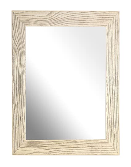 Inov8 Marco para espejo grano de madera pino A3, 1 unidad, color ...