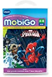 VTech - Spiderman, juego educativo en soporte físico para MobiGo (253605) - versión en francés
