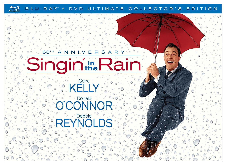 Singin' In The Rain: 60th Anniversary Collector's Edition (Blu-ray/DVD Combo)