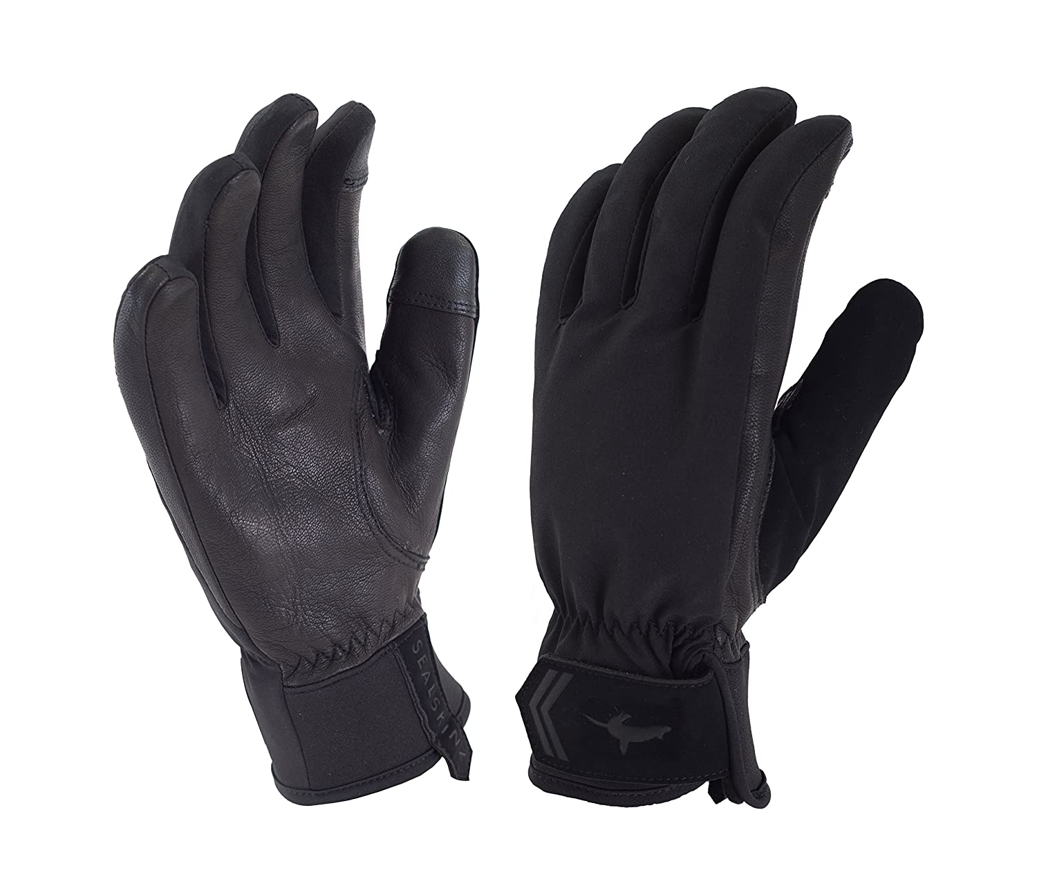 Seal Skinz All Season Guantes, Mujer SEALSKINZ