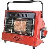 カセットガスヒーター, 低温時装置ジェネレーター搭載, カセットガスストーブ仕様, 屋外専用アウトドアヒーター California Patio (カリフォルニアパティオ)