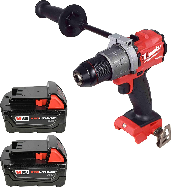 "Milwaukee Fuel 2803-20 1//2/"" Drill Driver M18 Brushless Cordless 18 Volt Li-Ion"